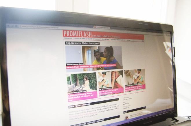 Medienmädchen_TV_TV Katastrophen_arah und Pietro
